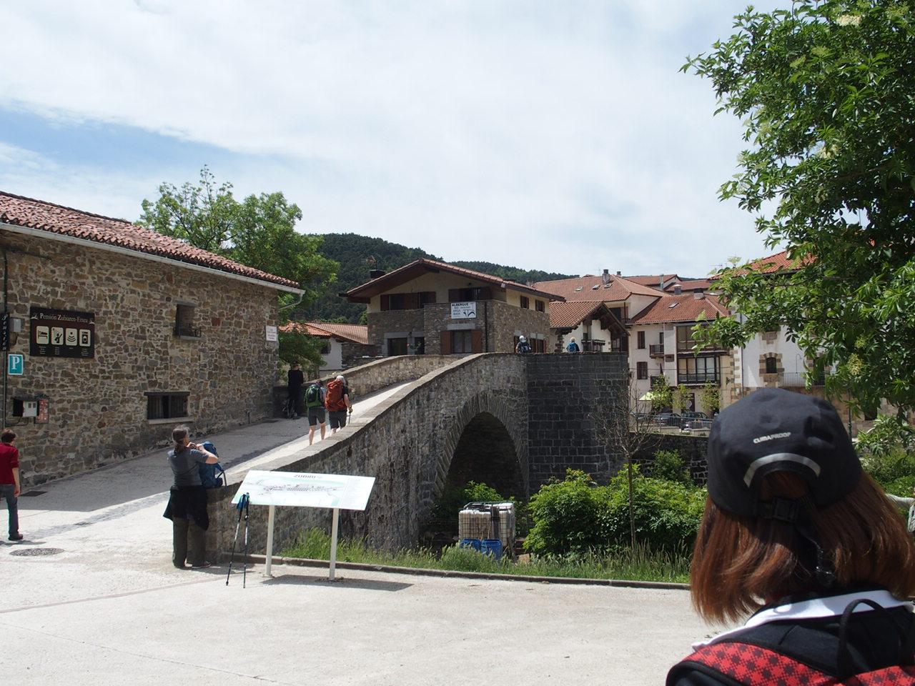 巡礼宿の街Zubiri