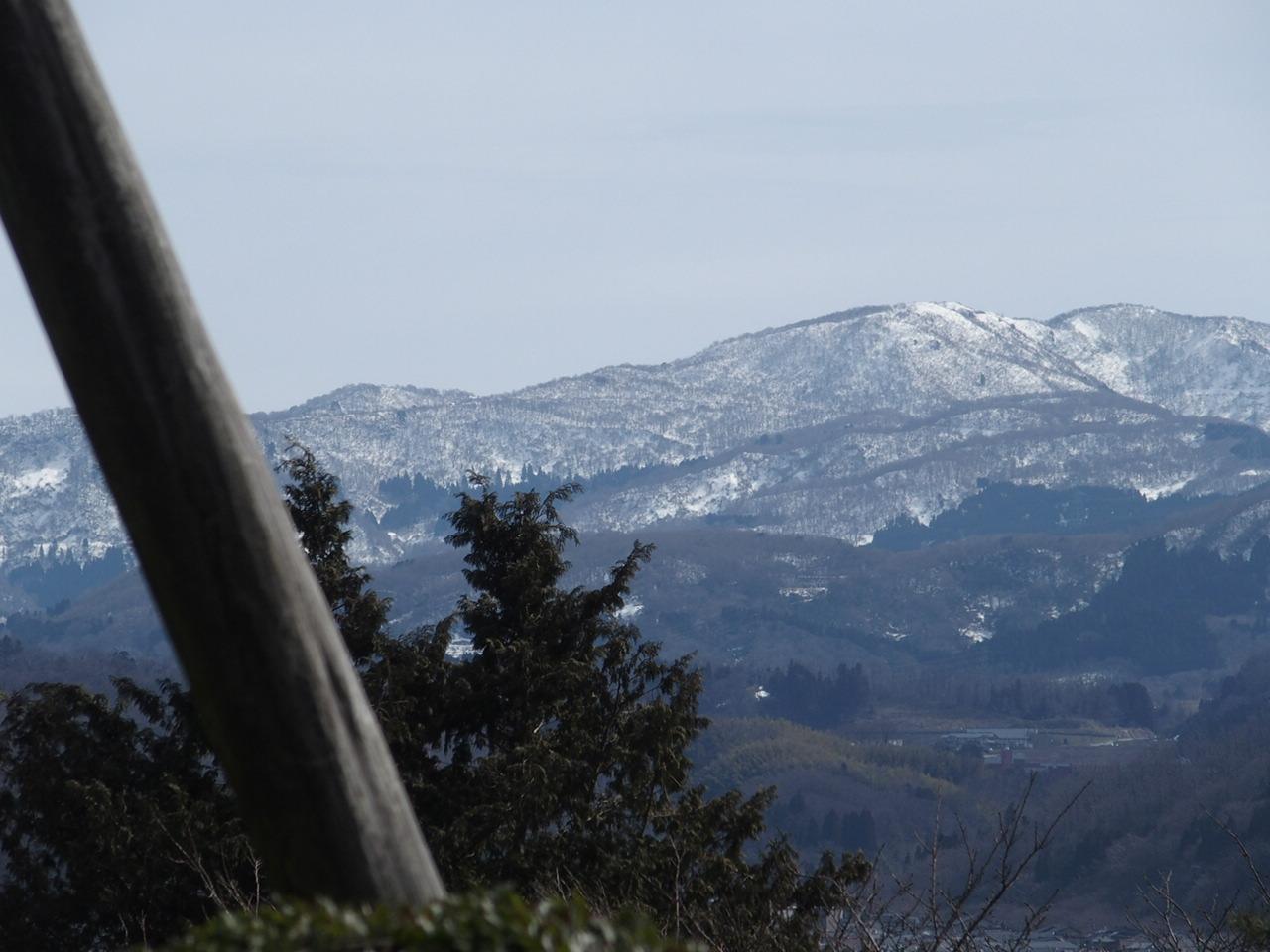 金沢兼六園から見える景色