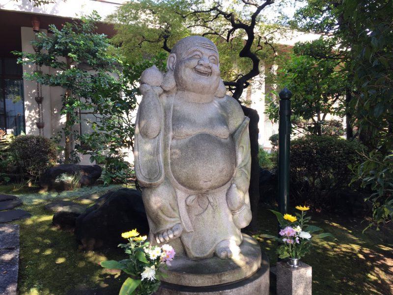 吉祥寺七福神の安養寺