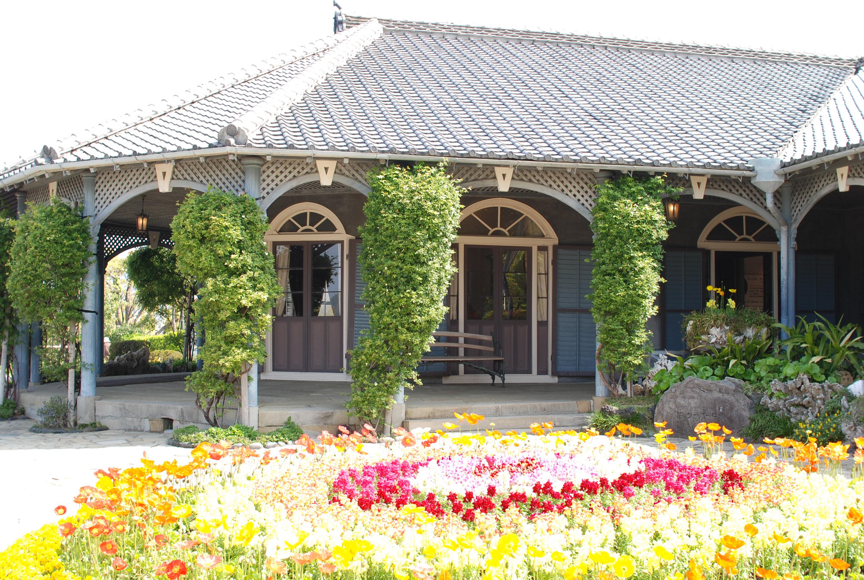 長崎のグラバー邸