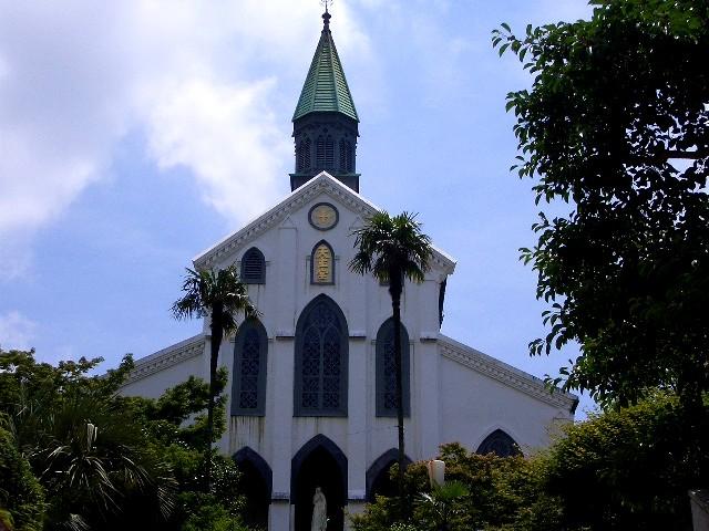 長崎の大浦天主堂