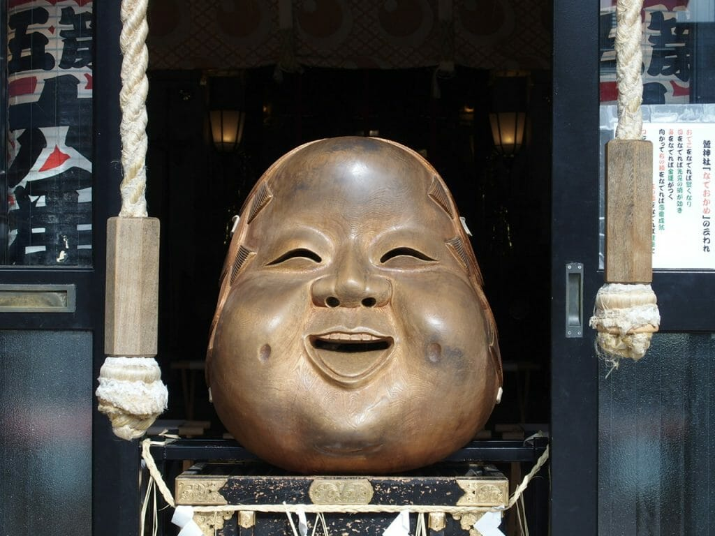 東京下町八福神参りの浅草鷲神社