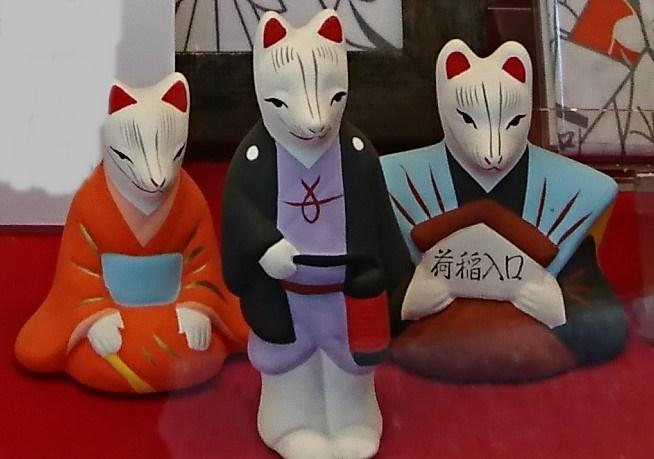 荒木神社の口入人形