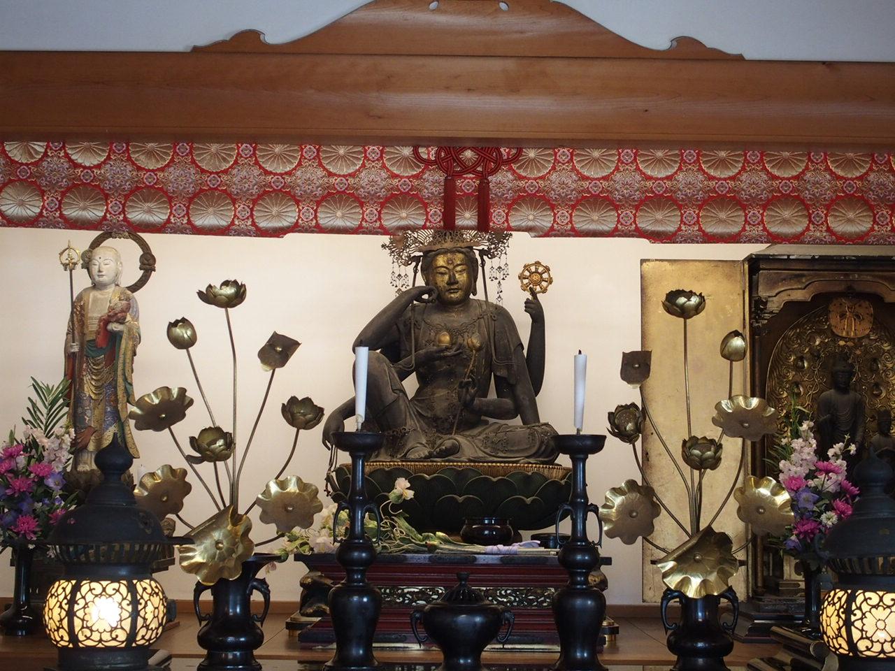 清水寺のパワースポット善光寺の首振り地蔵