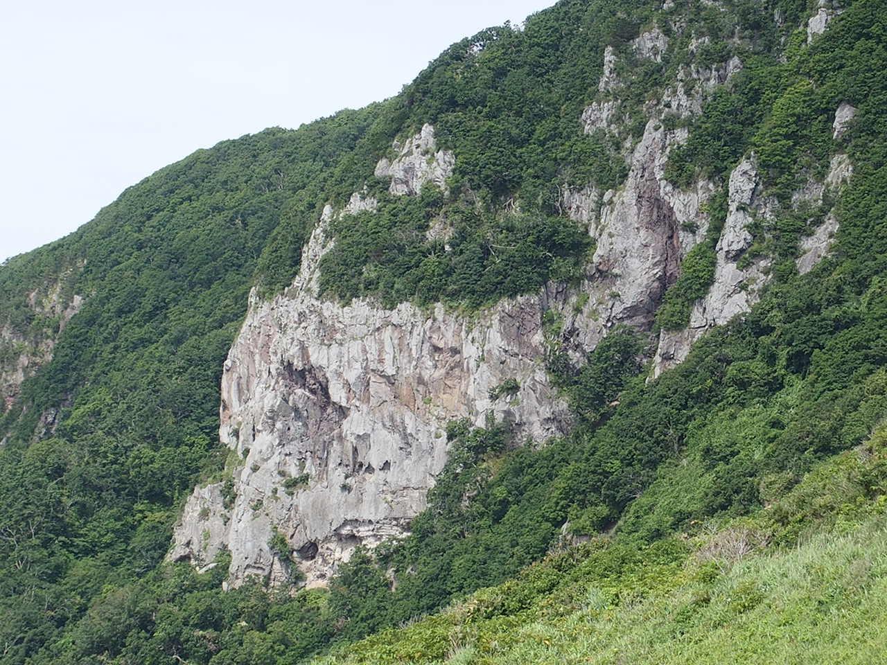 函館の立待岬から見える景色