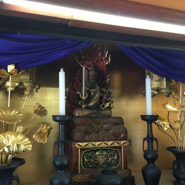 門前仲町のパワースポット深川不動堂