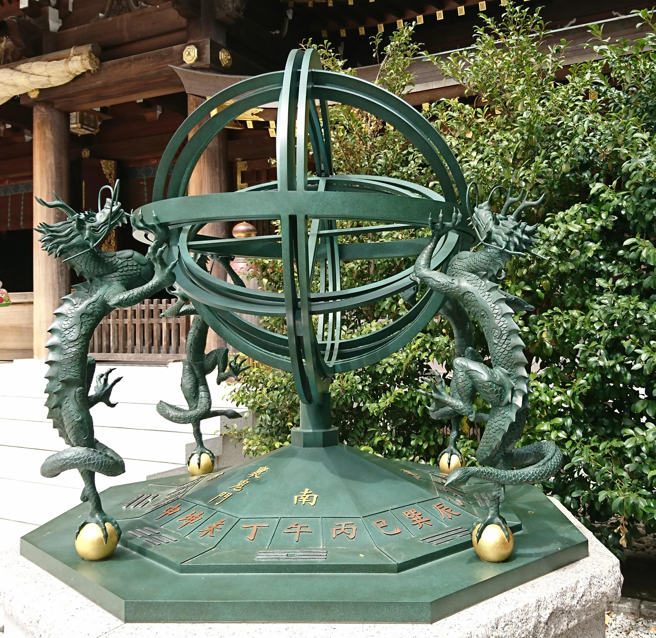 パワースポット寒川神社