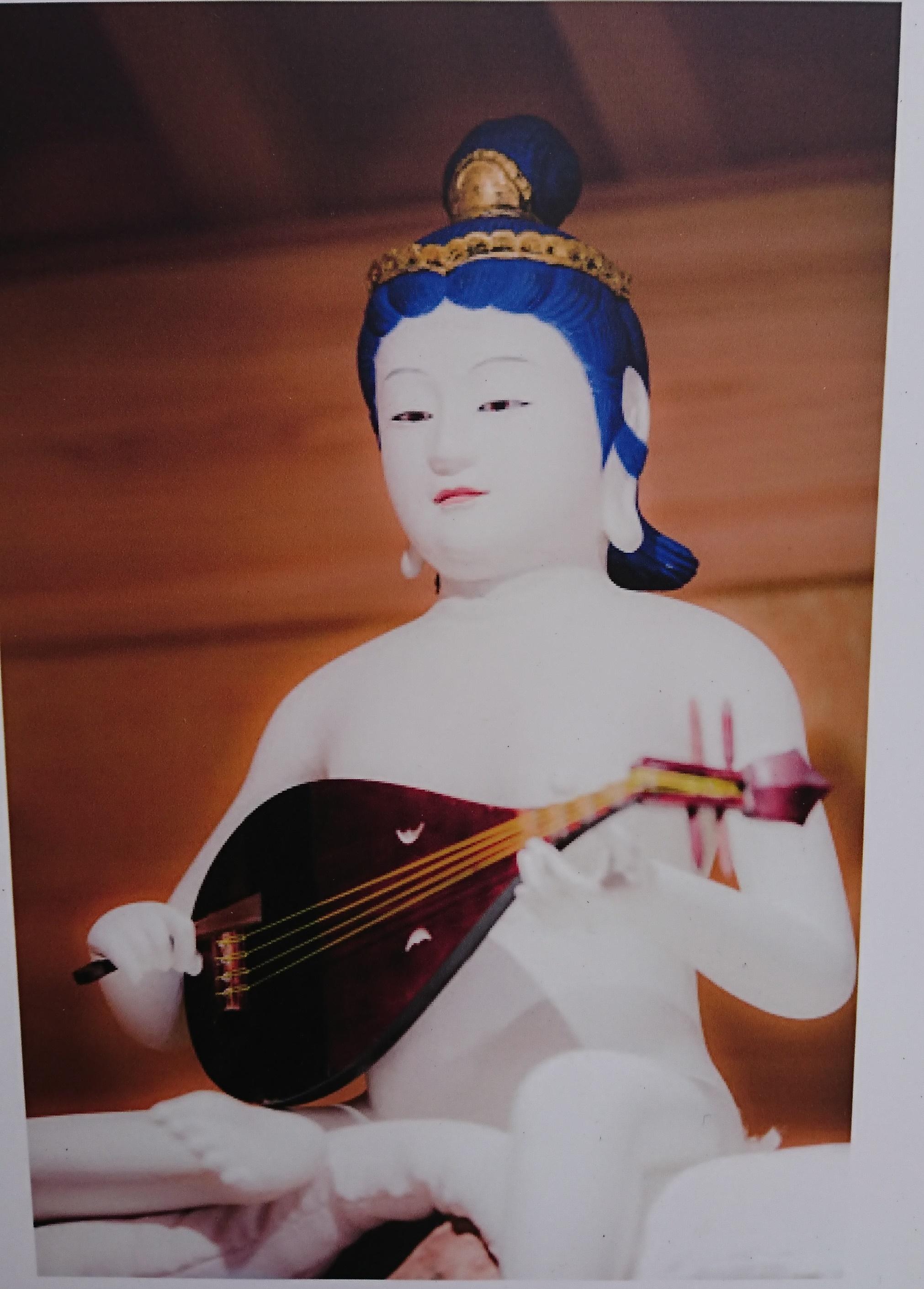 江ノ島神社の妙王弁財天