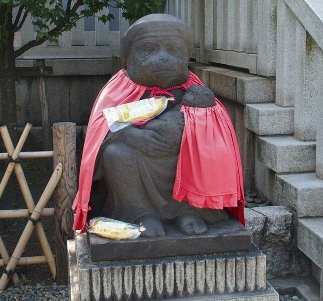 赤坂山王日枝神社の神猿