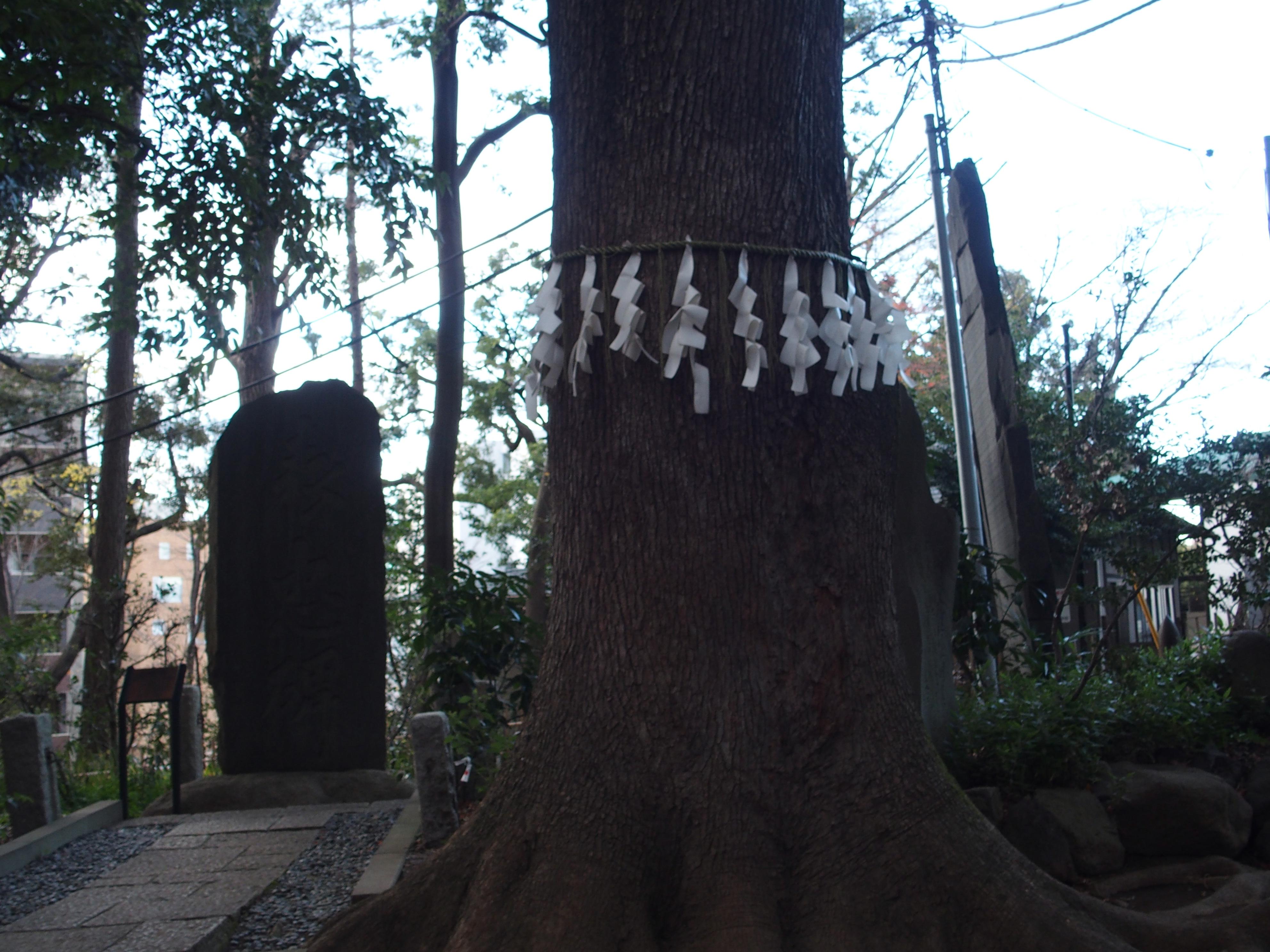 代々木のパワースポット代々木八幡宮