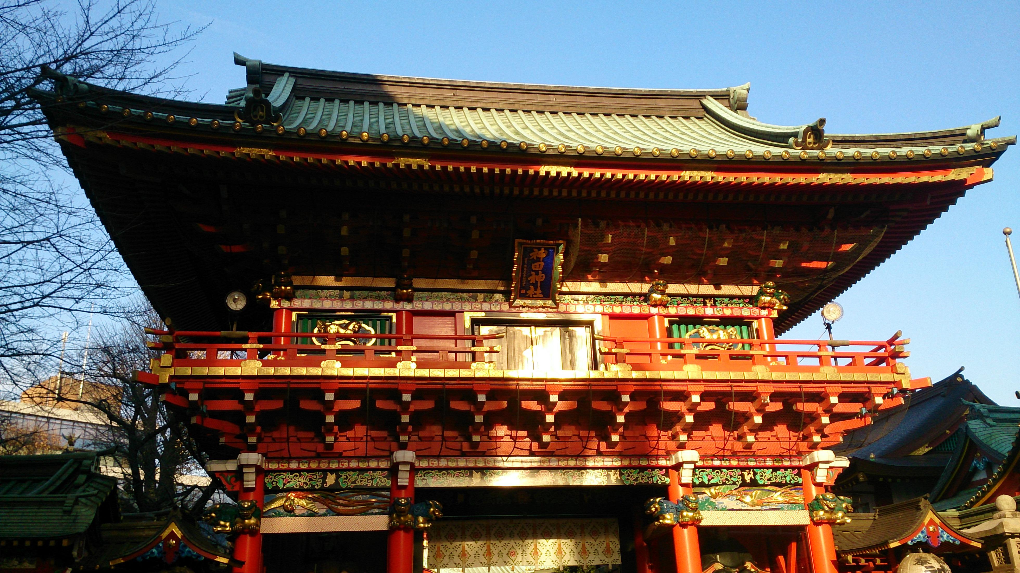 東京で復縁のご利益がある神田明神