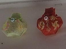 田無神社の子供守り