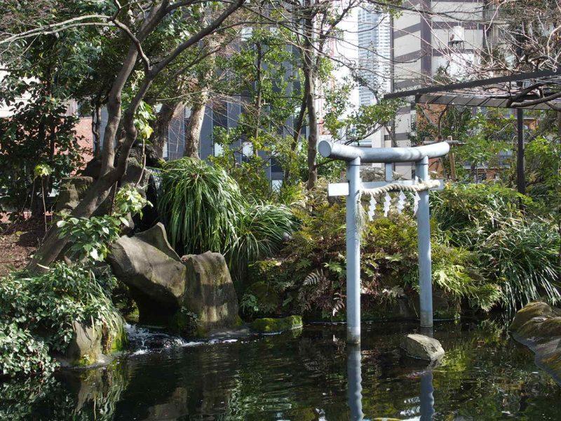 東京都港区の愛宕神社