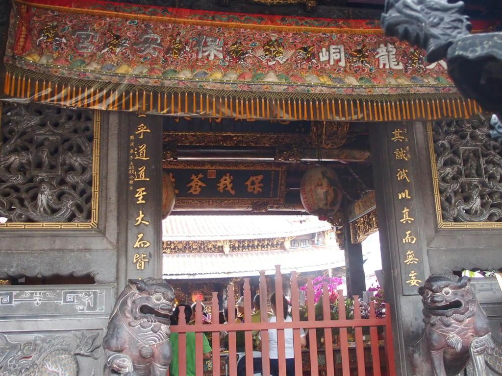 台北の大龍峒保安宮