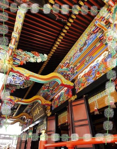 埼玉県の三峯神社