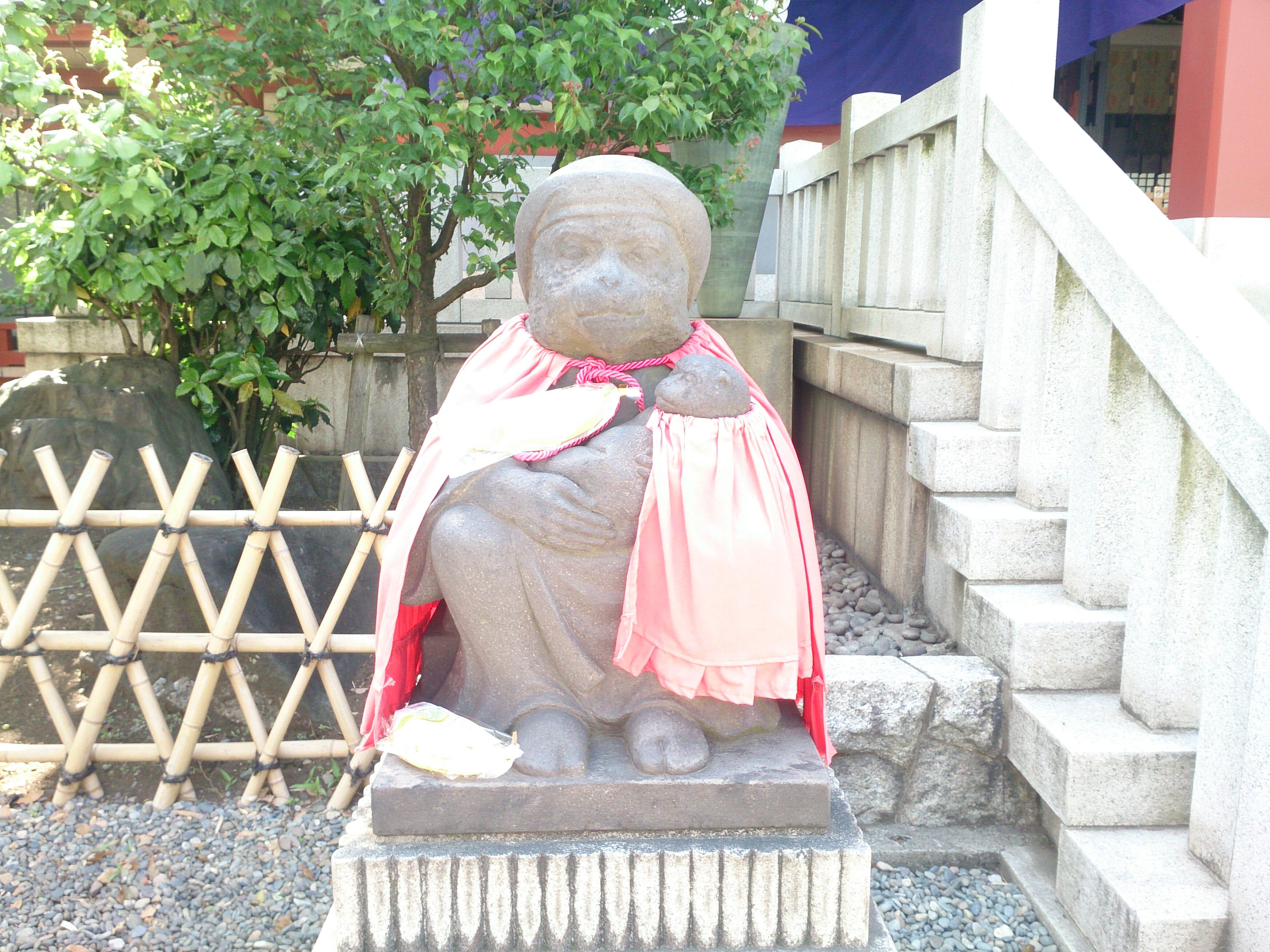 山王日枝神社には庚申の日にしか授与出来ない人気の御朱印があります