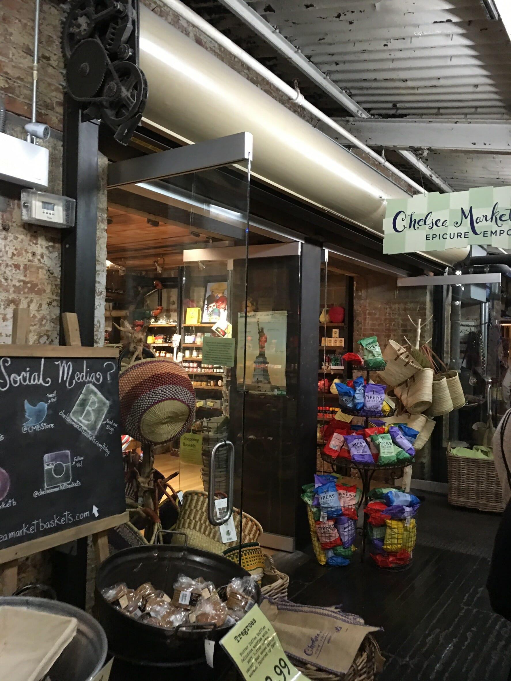 ニューヨーク チェルシーマーケット