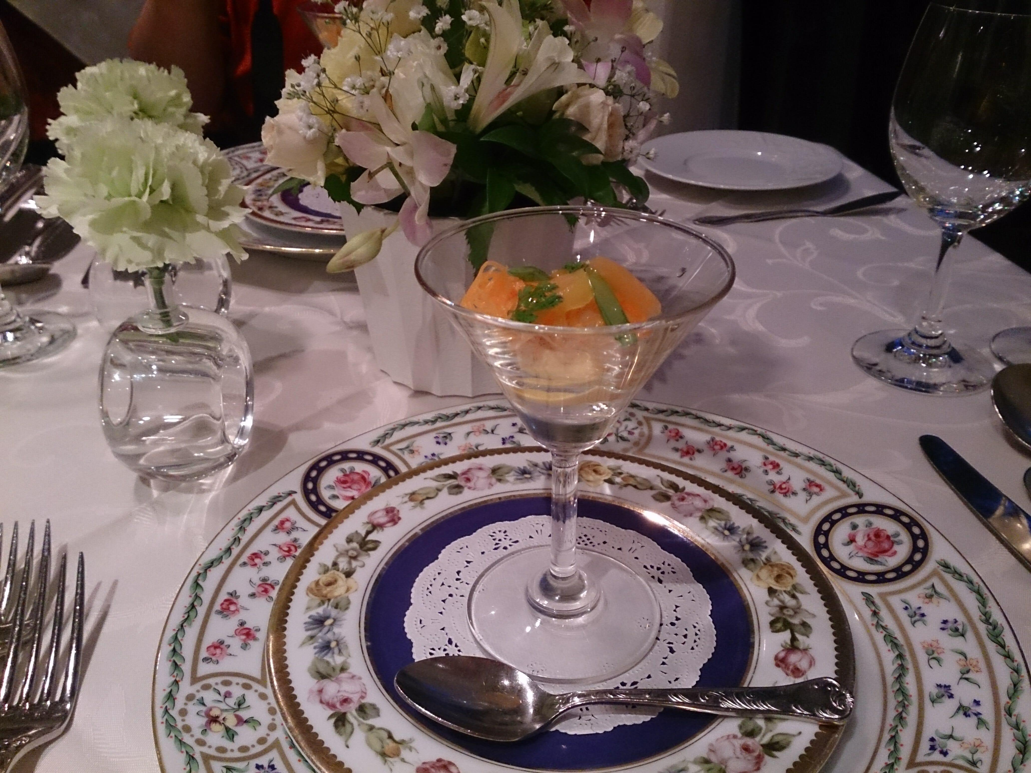神戸北野パラディ北野ディナー