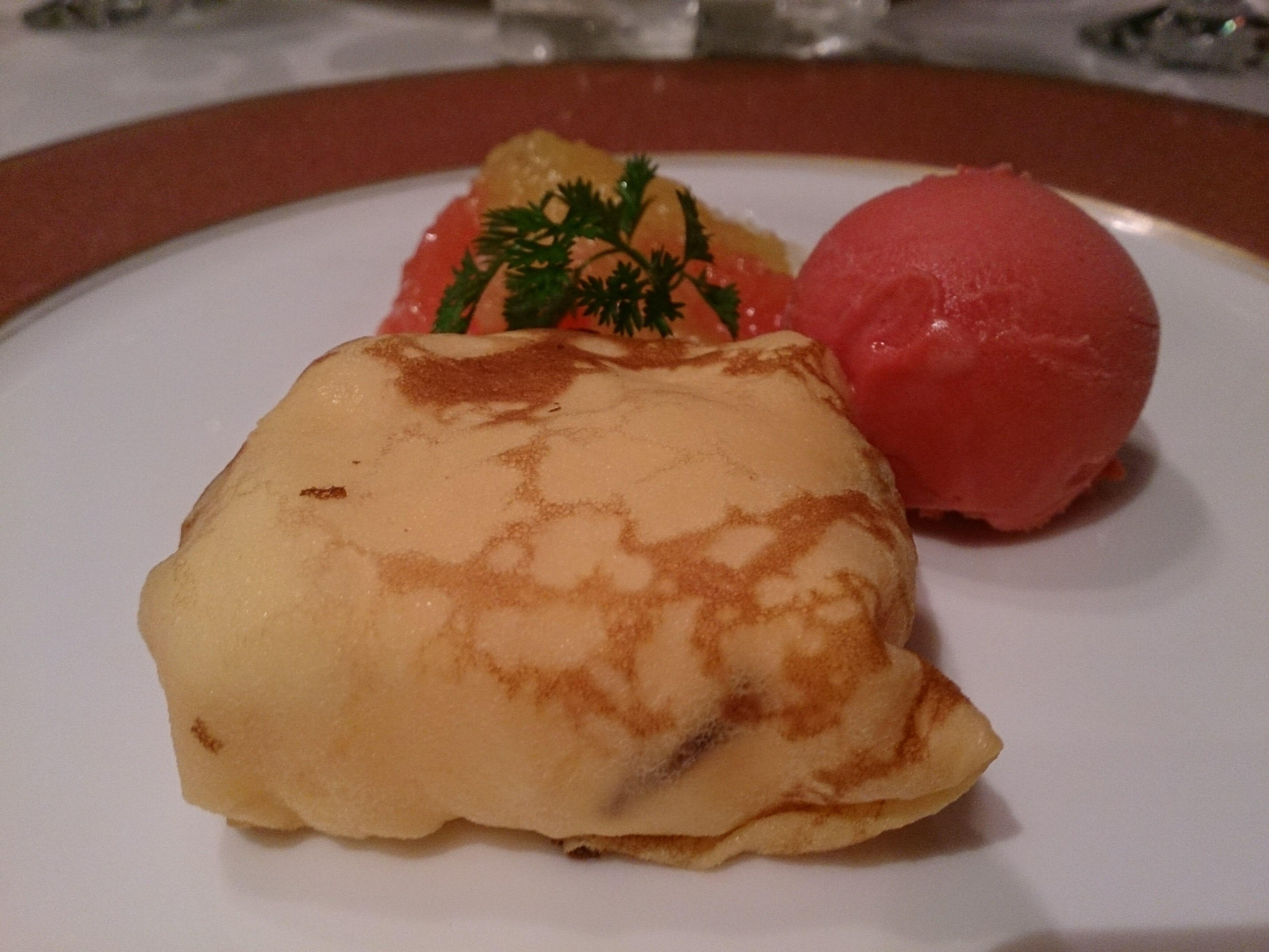 神戸パラディ北野ディナー