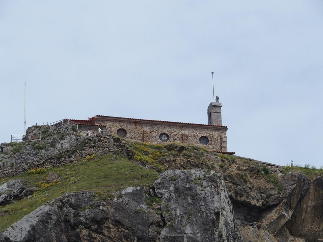 サン・ファン・デ・ガステルガチェ教会