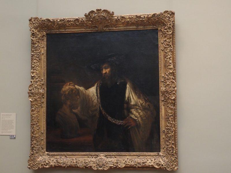 ニューヨークのメトロポリタン美術館