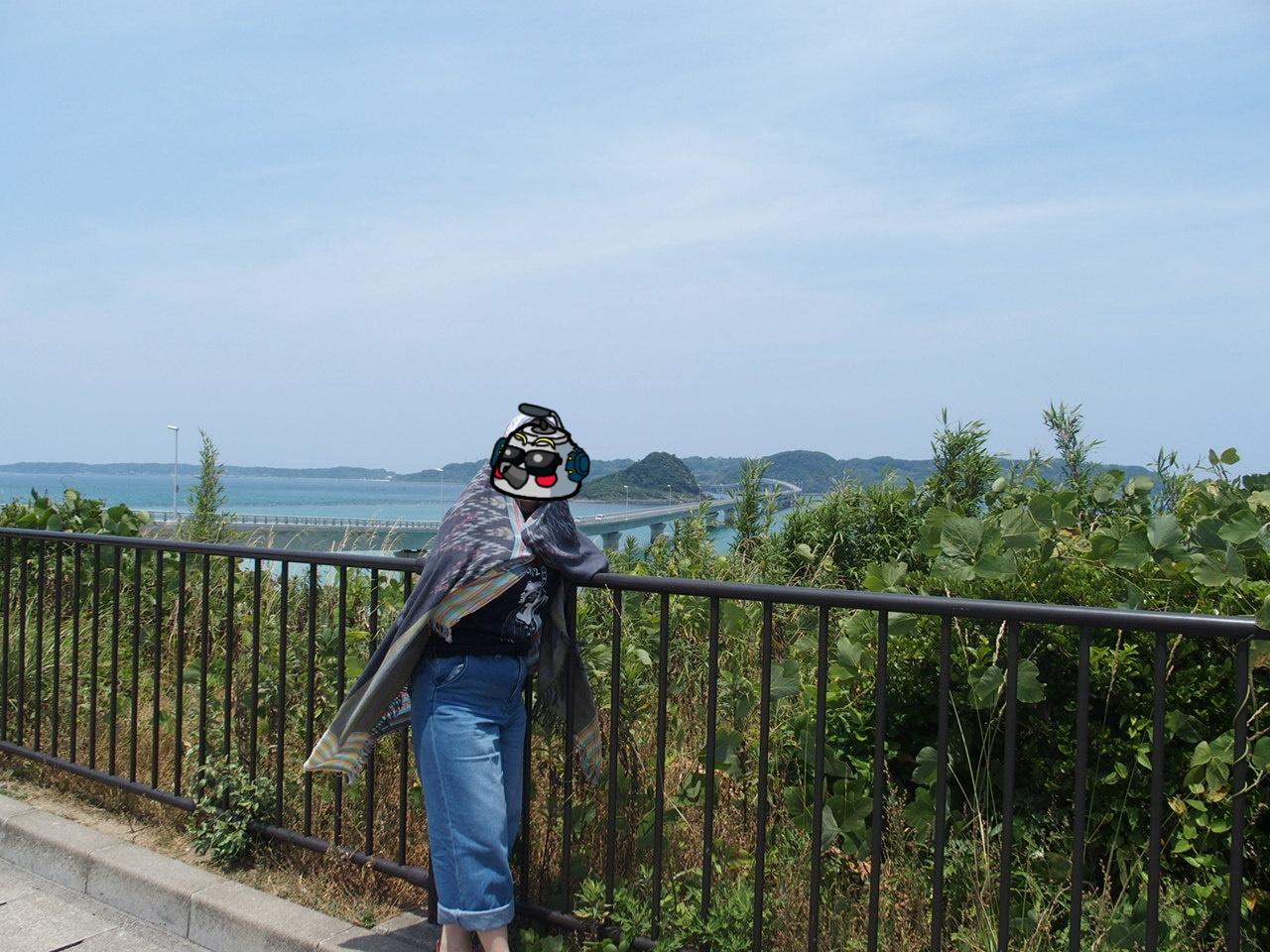 角島大橋の撮影ポイント