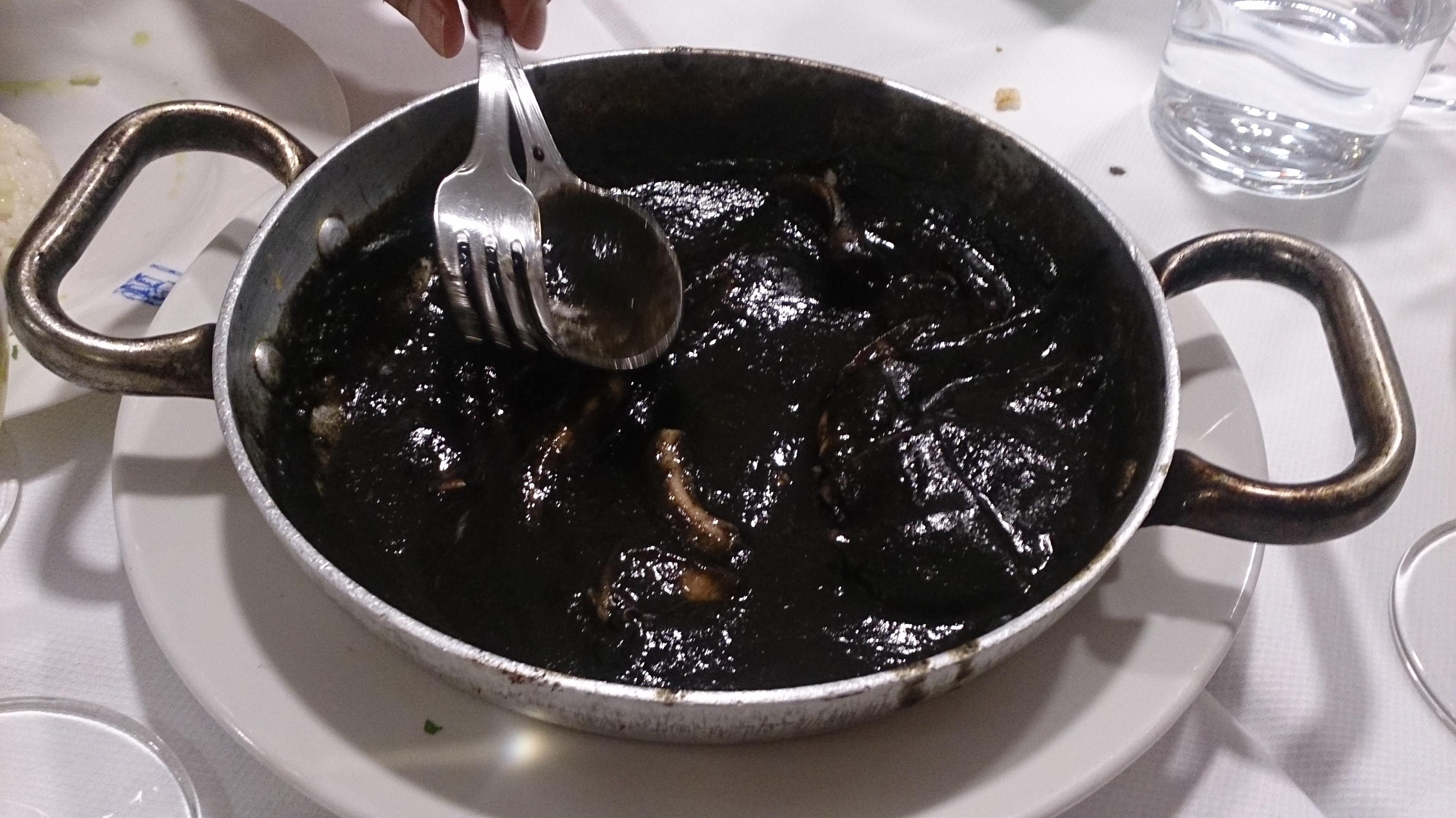 オンダリビアで魚介スープが世界一美味しいと有名なレストラン