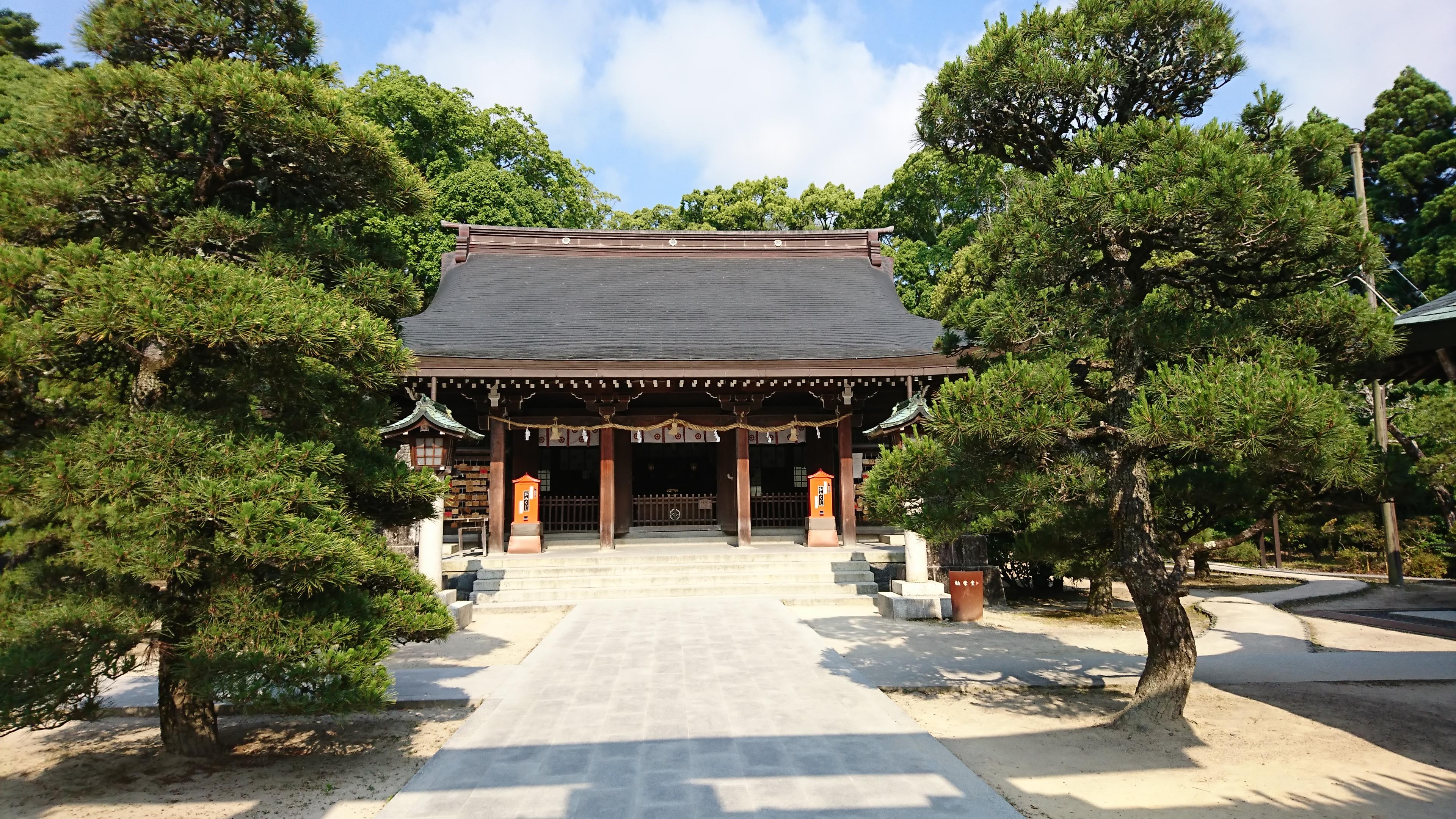 山口県萩市の松下村塾と松陰神社