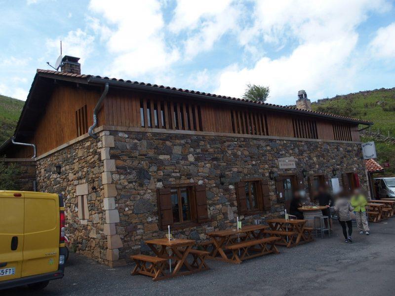 ピレネー山脈のふもとにある巡礼宿Orisson