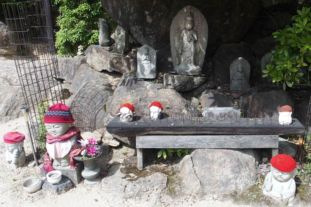 宮島の弥山本堂