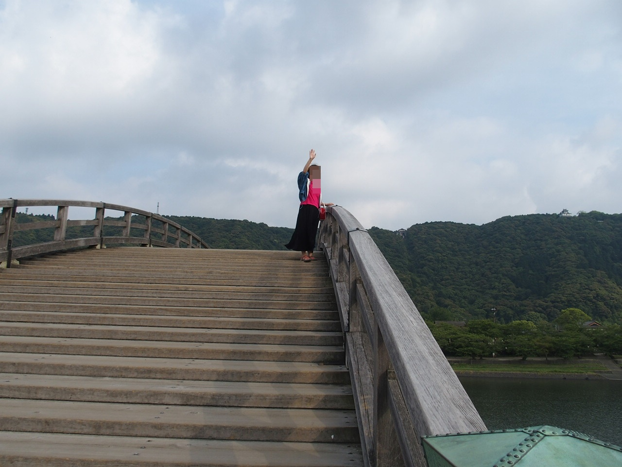 岩国の錦帯橋