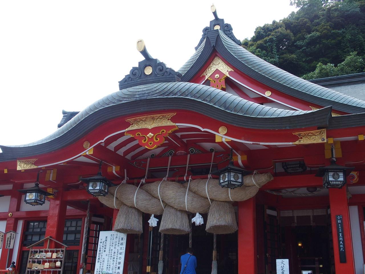 津和野の太鼓谷稲成神社