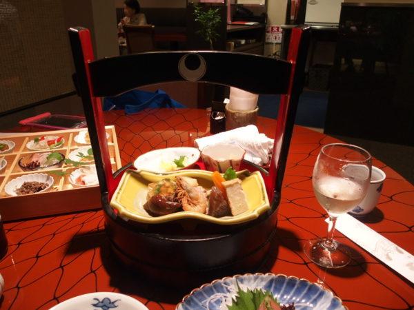 長崎卓袱料理の浜勝のお一人様卓袱コースぶらぶら卓袱
