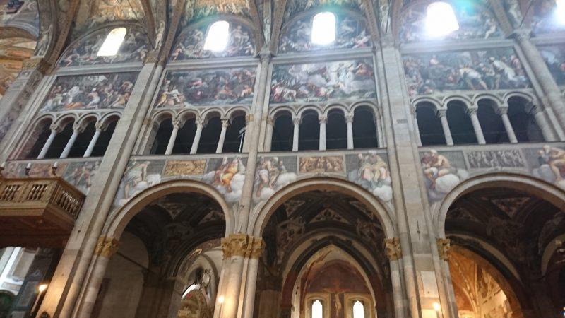 イタリアのパルマ大聖堂