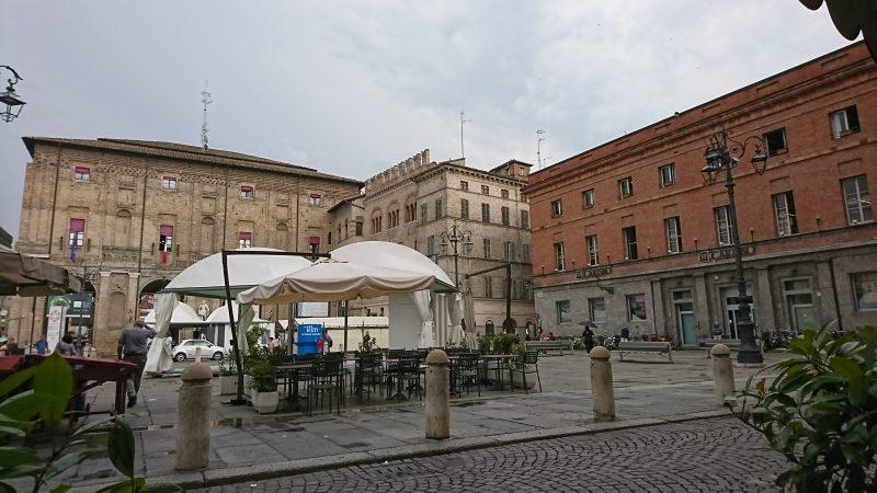 イタリアパルマ観光