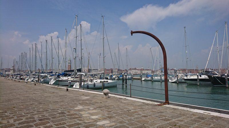 ベネチアのサンジョルジョマッジョーレ島