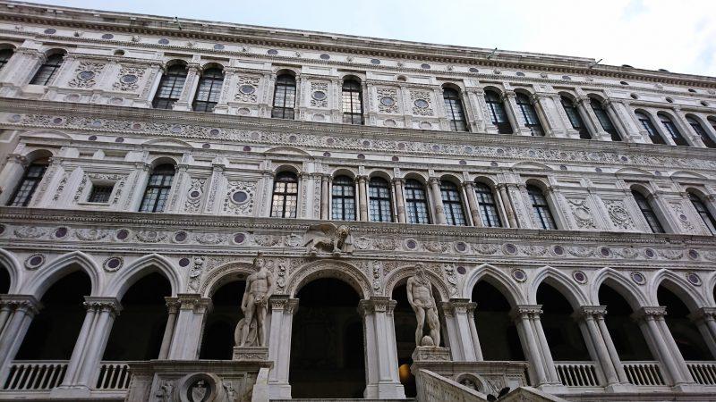 ベネチアのドゥカーレ宮殿