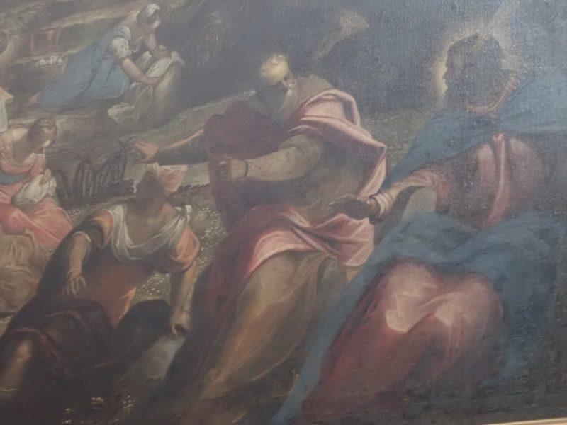 ベネチアのサンジョルジョマッジョーレ教会