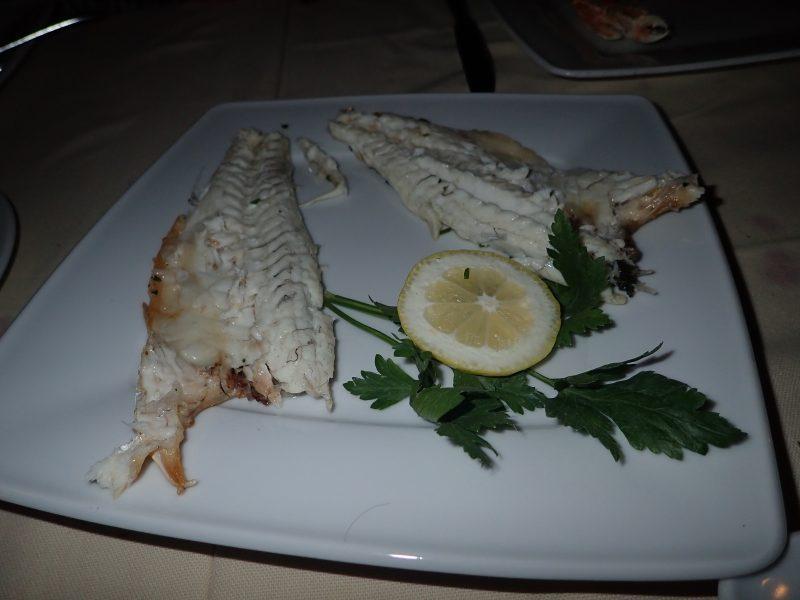ベネチアでディナーを頂いたシーフードの美味しいレストランコルテスコンタ
