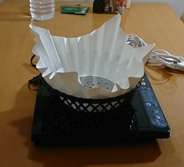 IHコンロ対応の紙鍋