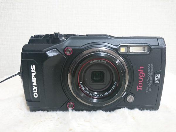 オリンパス防水カメラ