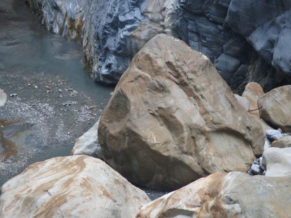 花蓮の太魯閣国立公園