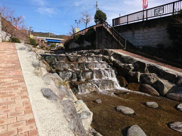 ポイントバケーション下呂に宿泊して歩いた飛騨川散策道・せせらぎの小径