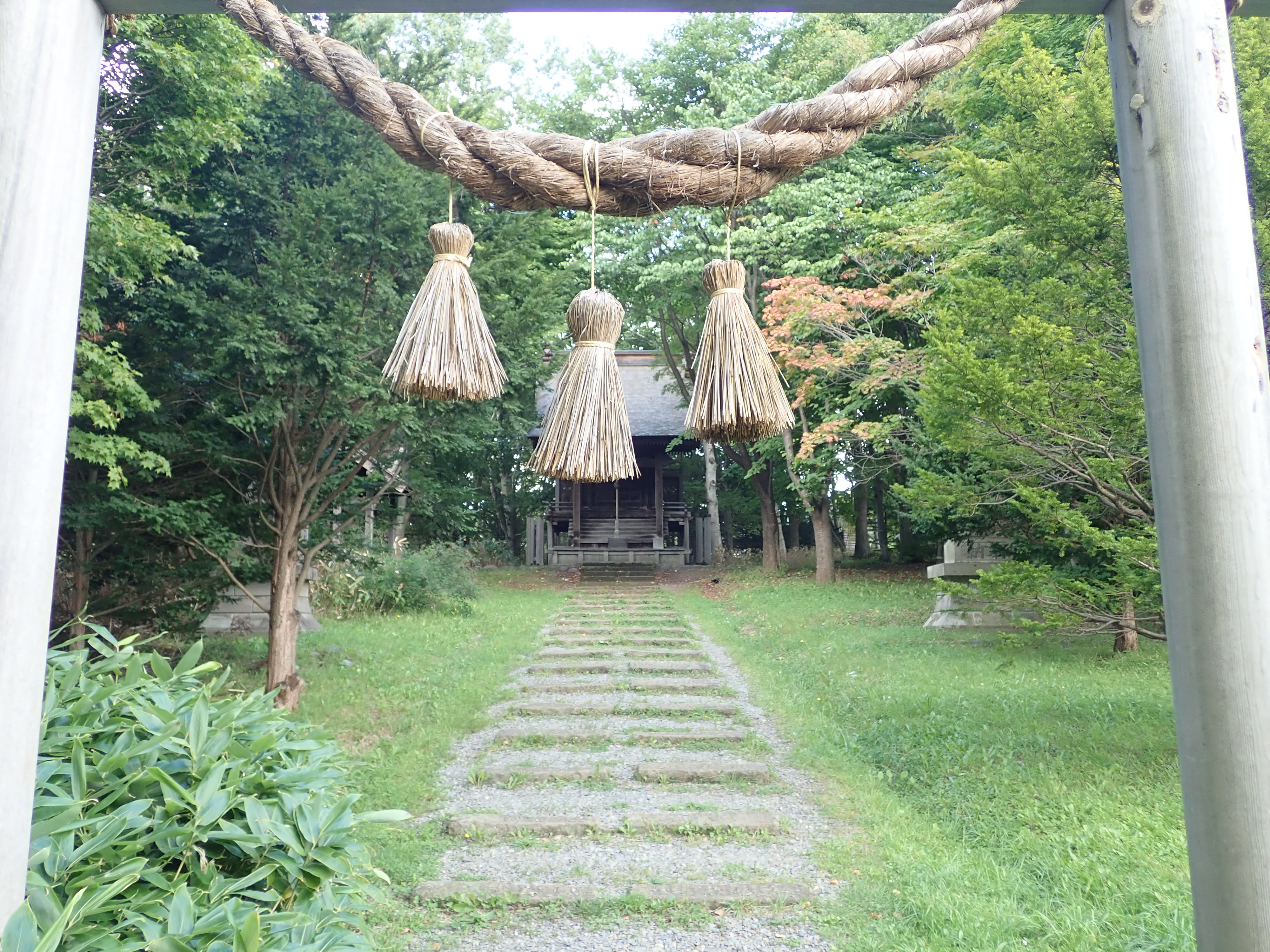 北海道・開拓の村