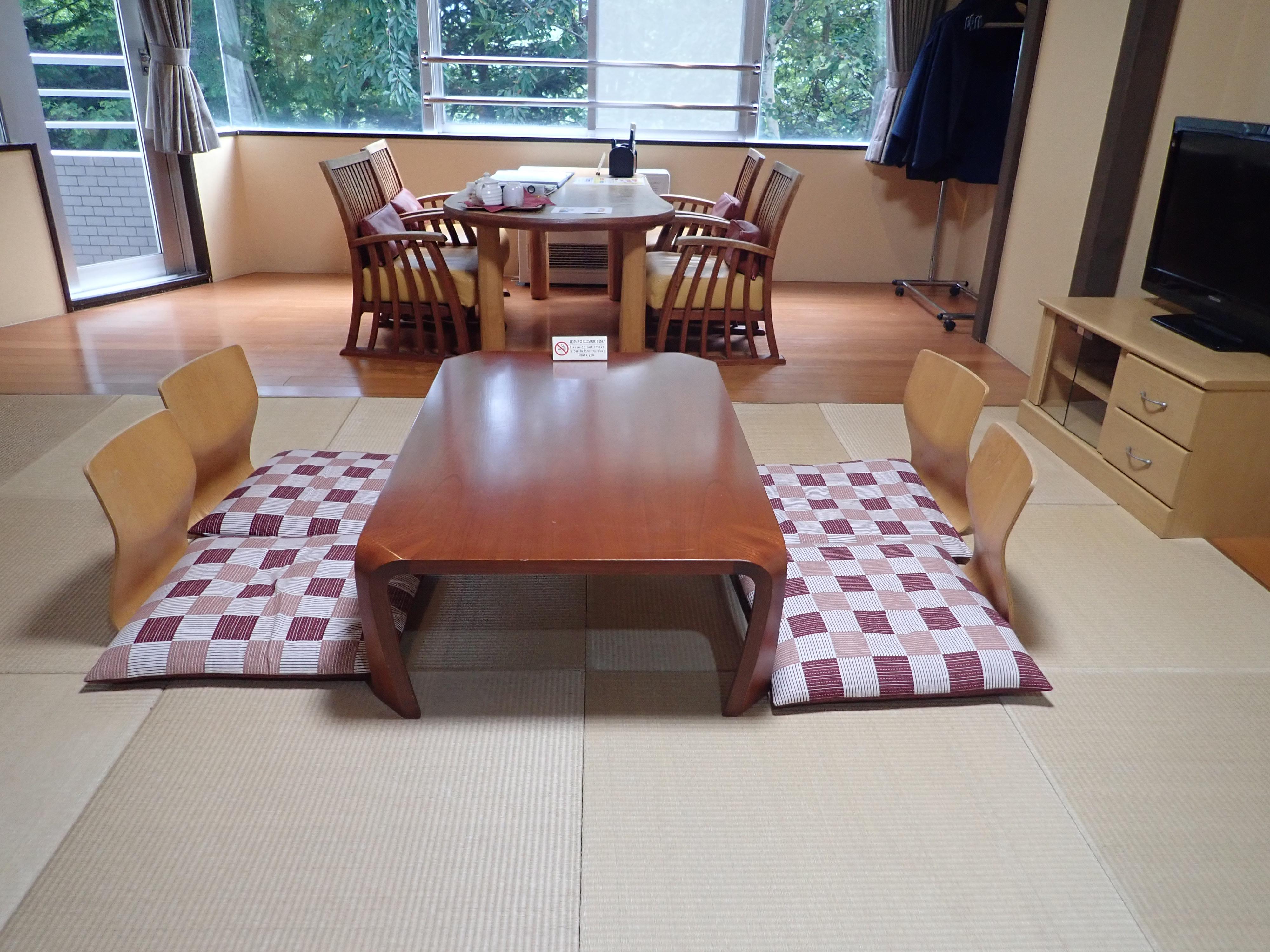 ポイントバケーション富士忍野の部屋
