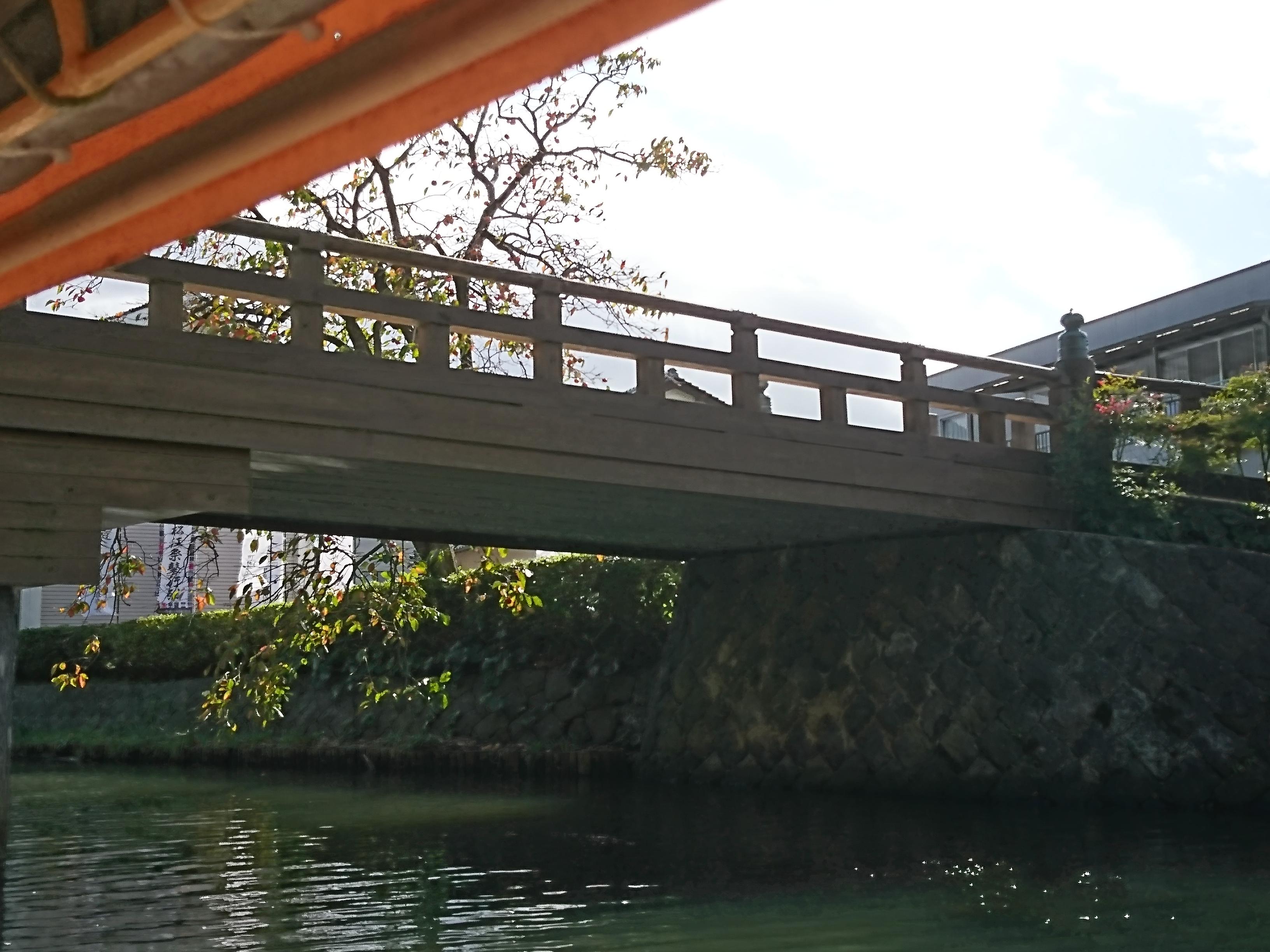 松江城堀川めぐり