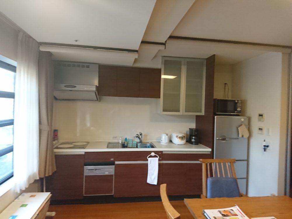 ポイントバケーション京都岡崎Sタイプの客室