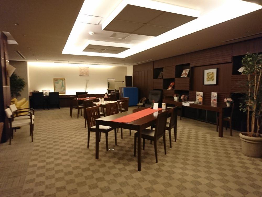 ポイントバケーション京都岡崎の多目的ホール