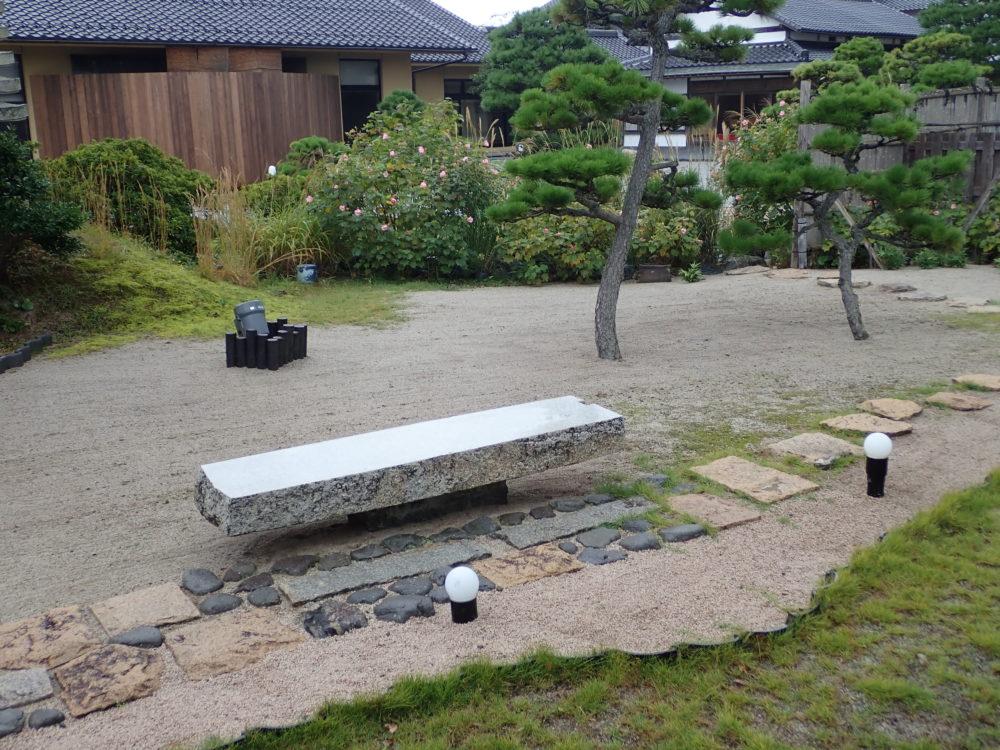 ポイントバケーション皆生の日本庭園