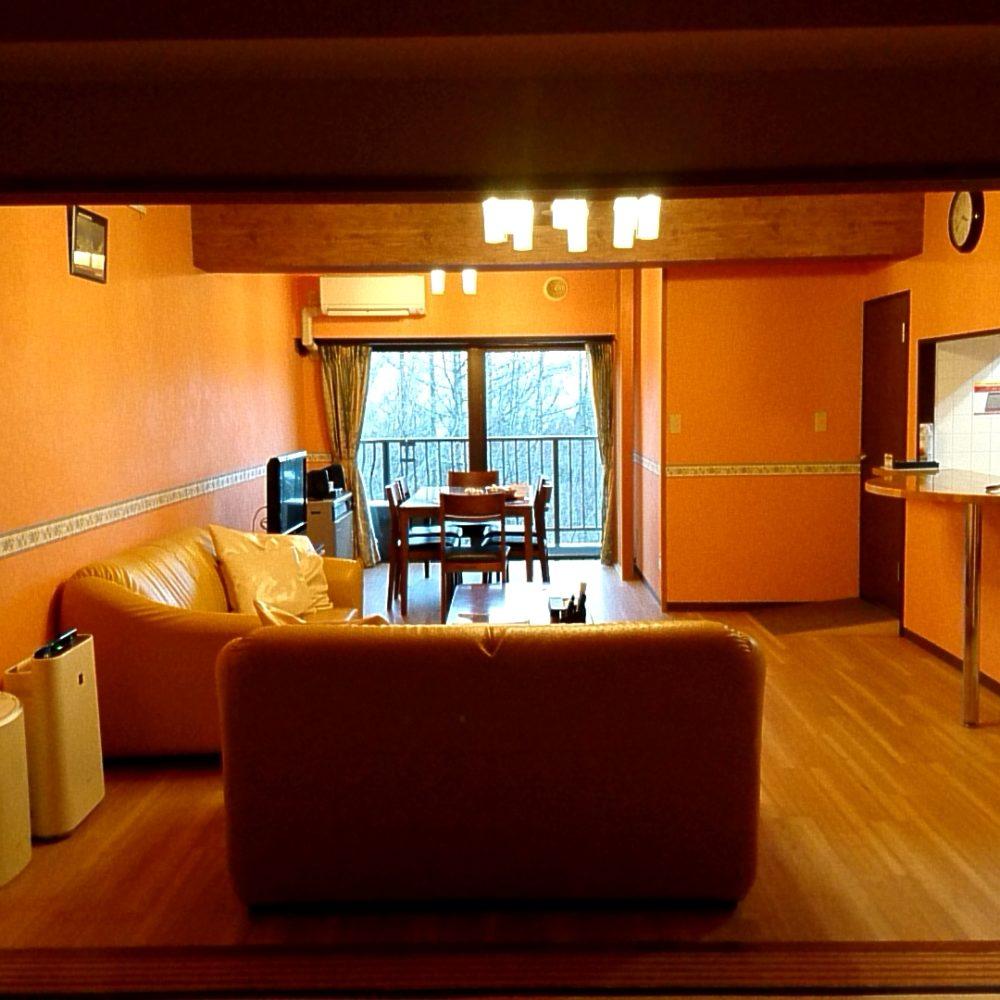 ポイントバケーション山中湖の客室